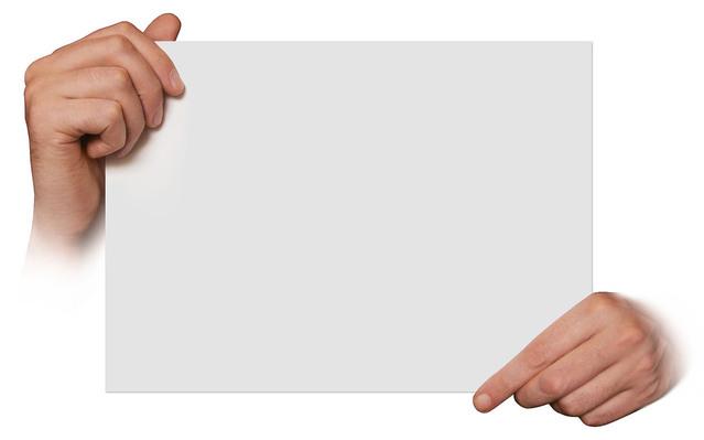 Format plakatów