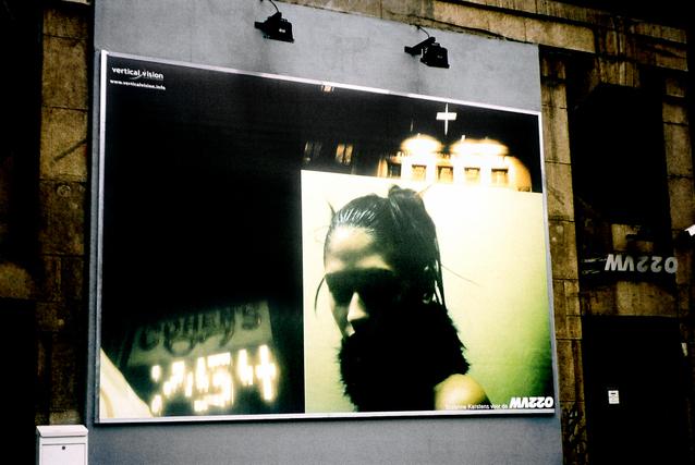 Zagospodarowanie czarno-białych plakatów