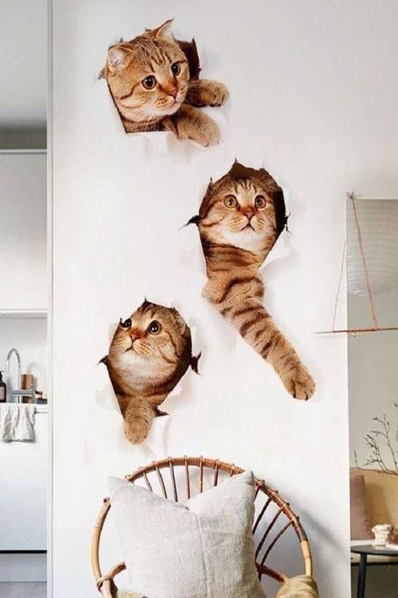 naklejka na ścianę
